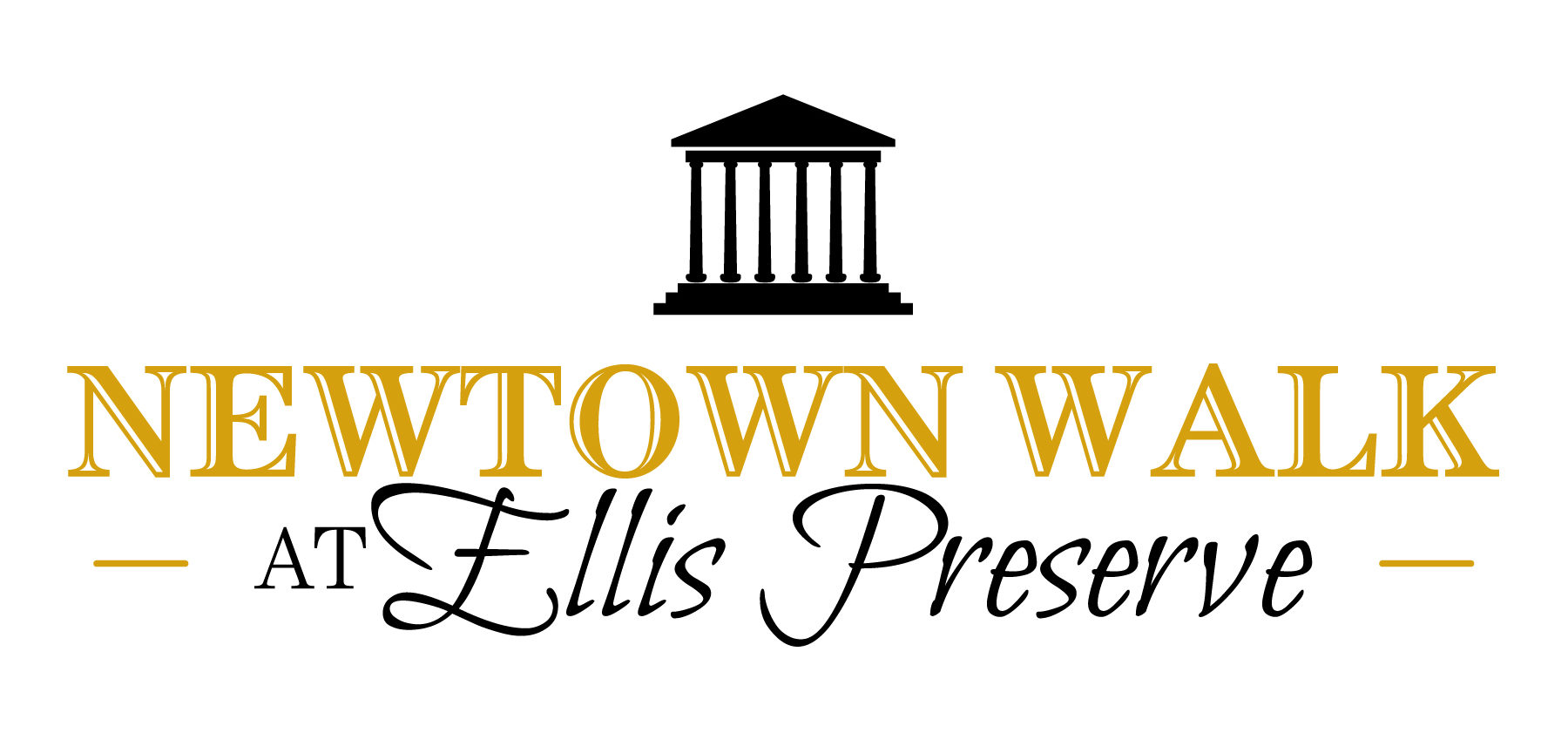 Newton Walk at Ellis Preserve Logo 7.27.18-01