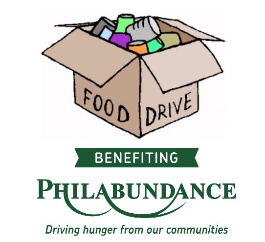 Food drive benefiting Philabundance
