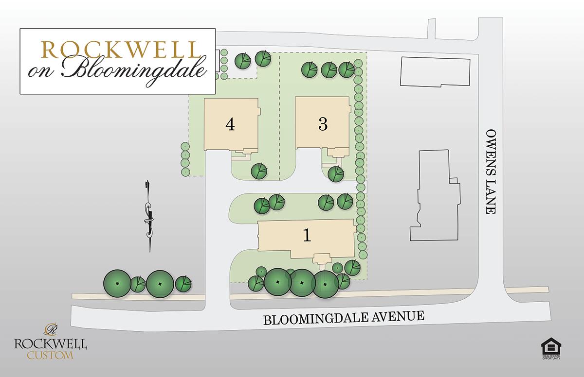 Bloomingdale Site Plan