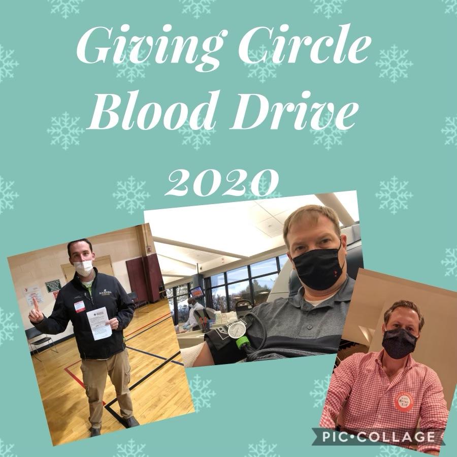 Giving Circle Blood Drive 2020