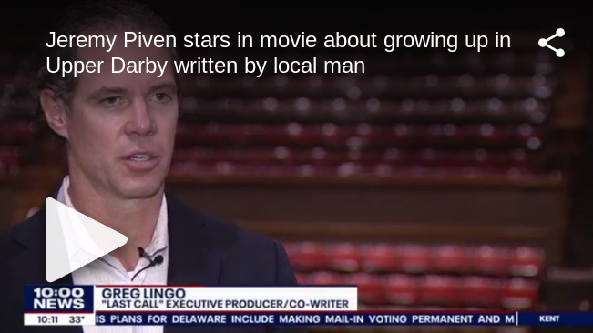 Greg Lingo Last Call movie interview